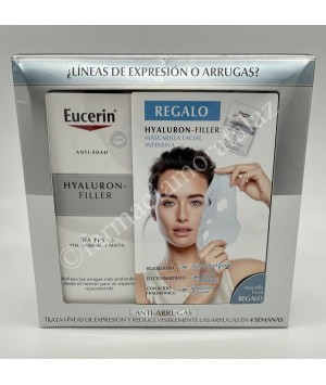 EUCERIN HYALURON DIA PIEL NORMAL/MIXTA 50ML.